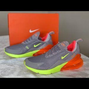 Nike Air Max 270 Running Shoes AH8050-012, Grey